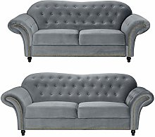 Sofas and More Lyon Chesterfield Style French