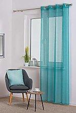 Sofia Curtain Turquoise