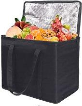 Soft Cool Bag, Cooler Bag Box, 30L Thermal Food