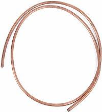 Soft Copper Tube Pipe, Durability Great Copper