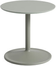 Soft End table - / Ø 41 x H 40 cm - Laminate by