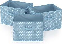 Soft Fabric Bin Rebrilliant Colour: Blue