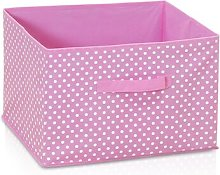 Soft Fabric Bin Rebrilliant Colour: Pink