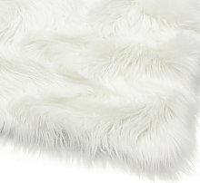 Soft Fluffy Faux Fur Sheepskin Rug Non Slip Large