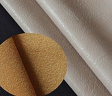 Soft PU Leather Fabric Synthetic PU Leather Mater