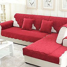 Soft Quilted Couch Cover, Protect Sofas From Kids,