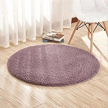 Soft Round Carpets For Living Room Bedroom Kid
