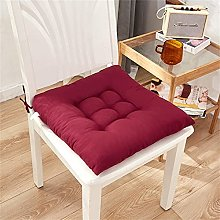 Soft Seat Pad Cotton Cushion Kitchen Dining Chair,