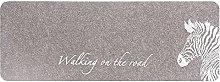 Soft Shaggy Carpet- Set of 15 Non Slip Stair