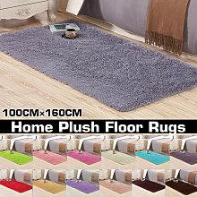Soft Shaggy Rug For Living Room European Home Warm