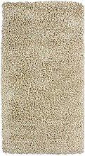 Soft Touch Long Pile Rug, 150 cm x 80 cm, Ecru