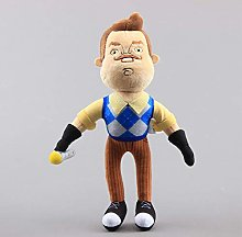 Soft Toy 30 Cm Hello Neighbor Plush Toys The