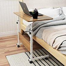 soges Adjustable Lap Table 80 cm Portable Mobile