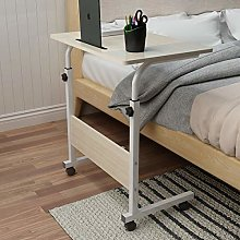 soges Adjustable Lap Table with Slot Mobile Laptop