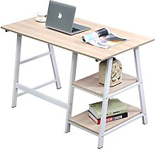 soges Home Office Writing Desk Computer Table