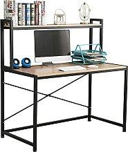 SogesHome 120x60cm Computer Desk Office Desk