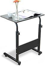 SogesHome 60 x 40 cm Mobile Lap Table with iPad
