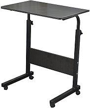 SogesHome 80 x 40 cm Mobile Lap Table Computer
