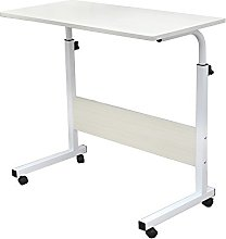 SogesHome 80 x 40 cm Mobile Lap Table Computer