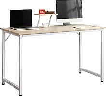 SogesHome Computer Desk Office Work Desk Simple