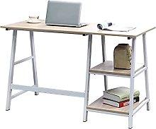 SogesHome Computer Desk with Shelf, Office Desks,