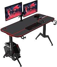 SogesHome Gaming Desk Gaming Table Gamer Desk