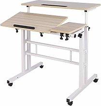 Sogeshome Mobile Computer Table Laptop Desk