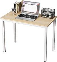 SogesHome Small Computer Desk 80 x 40 cm Table