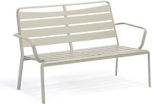 Sola Aluminium Traditional Bench Sol 72 Outdoor