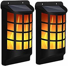 Solalite Solar Wall Lights, LED Torch with