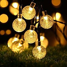 Solar Fairy Lights Christmas, GreenClick Solar
