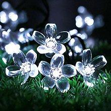 Solar Fairy Lights Outdoor Waterproof Garden