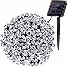 Solar Fairy String Lights, BrizLabs 72ft 200 LED