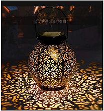 Solar Garden Lantern LED Decorative Outdoor Solar