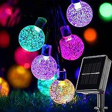Solar Garden String Lights, 30FT Indoor / Outdoor