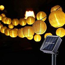 Solar LED Lanterns String Lights, Joomer Outdoor