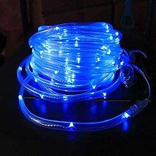 Solar Led Light Outdoor Garden Tube Lights Strip