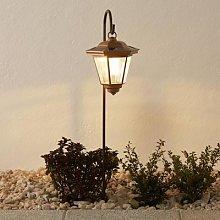 Solar LED pendant light Tivoli