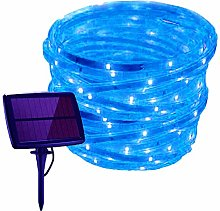 Solar LED Strip Light Outdoor, 5M 150LED Flexible