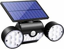 Solar Light Powerful LED Lamp Solar Security Wall