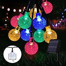 Solar Lights Garden, 60 LED Outdoor String Lights
