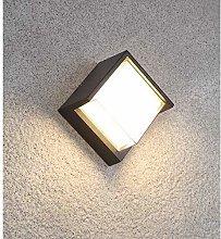 Solar Lights Outdoor Garden Ip65 12W Matte Black
