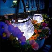 Solar Lights Outdoor Garden Ornaments Hanging -