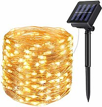 Solar Lights Outdoor Garden, Solar String Lights