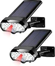 Solar Lights Outdoor, Solar Lights 16 Led Sensor