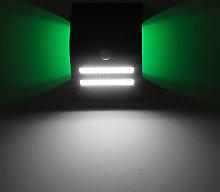 Solar Motion Detection Wall Lamp IP65 Three