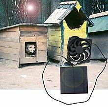 Solar Panel Cooling Fan, Ventilation Equipment 6V