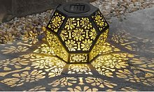 Solar Powered Lantern: One