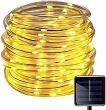 Solar Rope Lights, EONYUANGUO 33ft 100 LED Rope