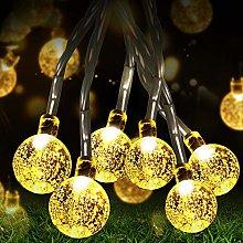 Solar String Light, 50 LED 32Ft Outdoor LED Fairy
